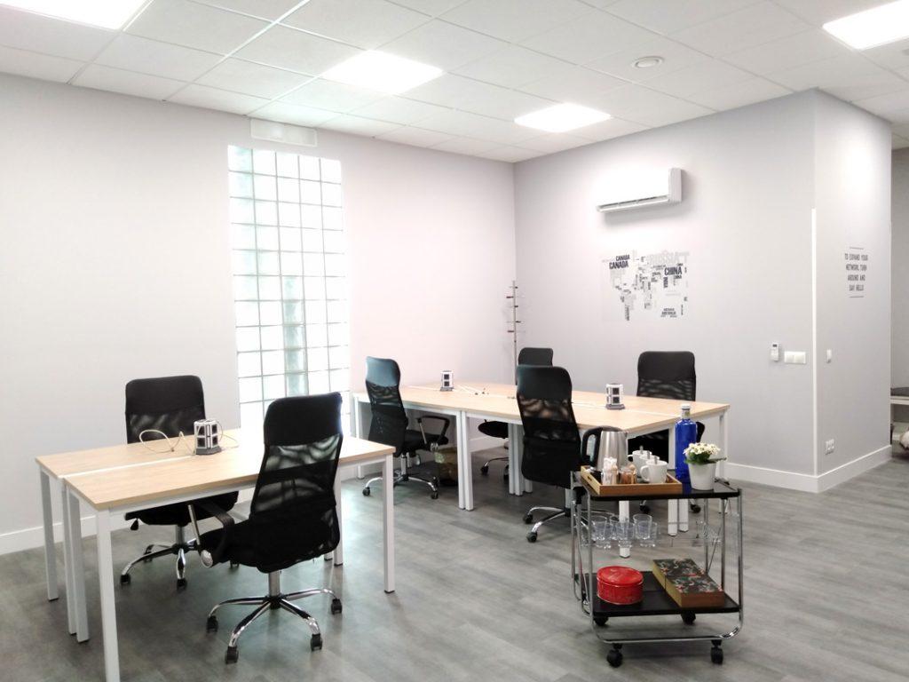 espacio in-work
